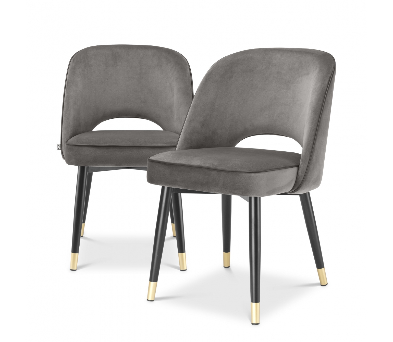 Dvejų kėdžių komplektas