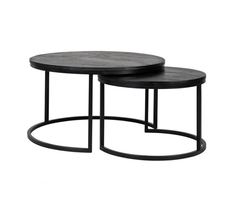 Dviejų staliukų komplektas